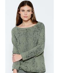 Joie | Green Darilynn B Sweatshirt | Lyst