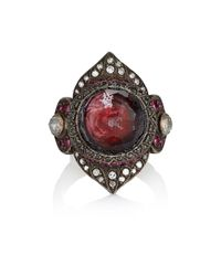 Sevan Biçakci | Red Pomegranate Intaglio Ring | Lyst