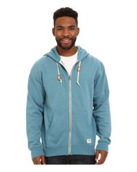 Vans | Blue Core Basic Zip Hoodie Iii for Men | Lyst