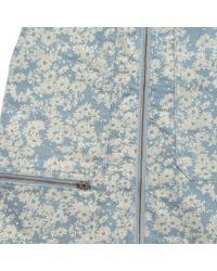 Stella McCartney | Blue Bellflower Daisy Dress | Lyst