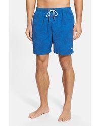 Tommy Bahama | Blue Naples Tropics Swim Shorts for Men | Lyst