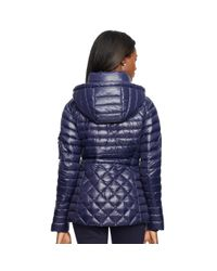 Ralph Lauren | Blue Full-zip Down Jacket | Lyst