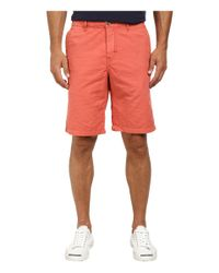 Tommy Bahama - Red Eastbank Flat Front Short for Men - Lyst