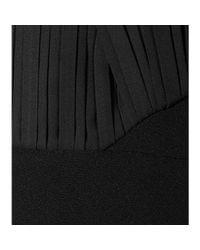 Victoria, Victoria Beckham Black Mini Dress