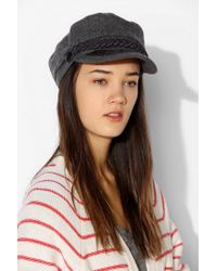 Urban Outfitters - Gray Christys Hats Triumph Greek Fisherman Hat - Lyst