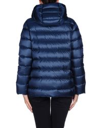Aspesi - Blue Down Jacket - Lyst