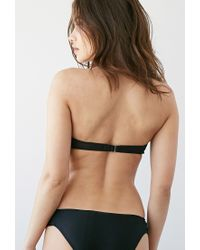 Forever 21 - Black Twist-front Multi-wear Bikini Top - Lyst