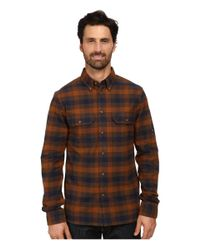 Fjallraven | Brown Skog Shirt for Men | Lyst