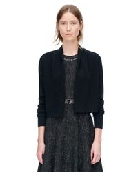 Rebecca Taylor | Black Camille Cardigan | Lyst