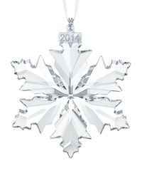 Swarovski | Metallic Christmas Crystal Ornament, Annual Edition 2014 | Lyst