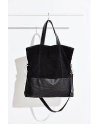 BDG | Black Convertible Tote Bag | Lyst