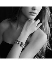 David Yurman - Metallic Cable Classics Bracelet with Hematine - Lyst
