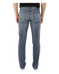Hudson Jeans - Blue Blake Slim Straight In Rotorhead for Men - Lyst