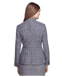 Brooks Brothers - Blue Stellita Fit Four-button Wool Jacket - Lyst