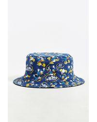 eeb048a8 Vans Donald Duck Bucket Hat in Blue for Men - Lyst
