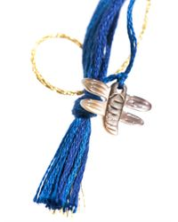 Aurelie Bidermann | Blue Takayama Coralstone Bracelet | Lyst