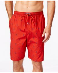 Polo Ralph Lauren | Red Pony Player Shorts for Men | Lyst