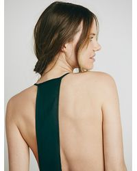 Free People | Green Raven Slip | Lyst