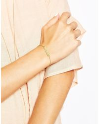 Gorjana - Metallic All We Have Is Now Bracelet - Lyst