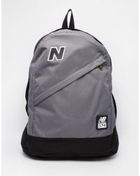 2117154bb5a New Balance 574 Backpack in Black for Men - Lyst