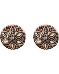 Ileana Makri | Multicolor Deco Flower Stud Earrings | Lyst