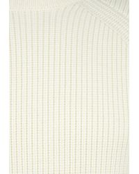 Nicole Farhi | White The Kohn Jumper for Men | Lyst
