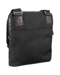 Tumi - Black Annapolis Zip Flap Messenger Bag for Men - Lyst