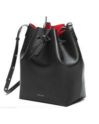 Mansur Gavriel - Black Bucket Bag - Lyst