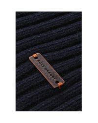 BOSS Orange | Blue Cotton-blend Scarf 'ariffon' for Men | Lyst