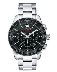 Movado | Metallic Mens Series 800 Chronograph Watch for Men | Lyst