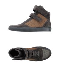 Brunello Cucinelli - Brown High-tops & Trainers for Men - Lyst