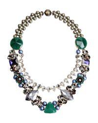 Tataborello | Multicolor Leda Necklace | Lyst