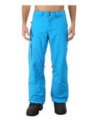 Spyder | Blue Troublemaker Pants for Men | Lyst