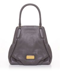 Marc By Marc Jacobs | Gray New Q Fran Tote Bag | Lyst