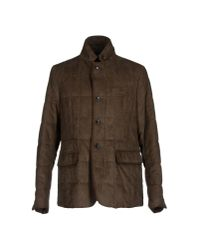 Tru Trussardi - Natural Jacket for Men - Lyst