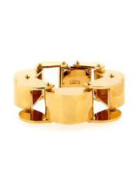 Lele Sadoughi | Metallic Sands Of Time Hourglass Bracelet | Lyst