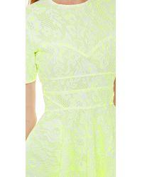 Dolce Vita - Yellow Feodras Dress - Lyst