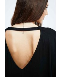 Staring At Stars - Black Tulum Square Dress - Lyst