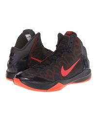 Nike | Black Zoom Without A Doubt for Men | Lyst
