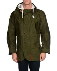 People - Green (+) People Jacket for Men - Lyst