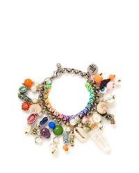 Venessa Arizaga - Multicolor 'hawaiian Punch' Bracelet - Lyst