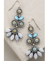 Anthropologie | Blue Sayulita Earrings | Lyst