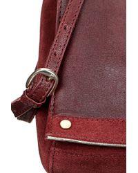 Petite Mendigote | Red Town Bag | Lyst