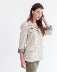 Marrakech | Natural Natalie Anorak Jacket | Lyst