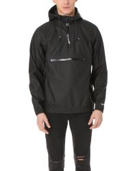 RVCA | Black Va Sport Monsoons Jacket for Men | Lyst