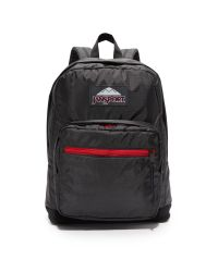 Jansport | Black Ripstop Rightpack Backpack for Men | Lyst