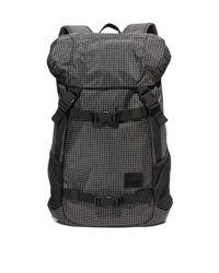 Nixon   Black Landlock Se Backpack for Men   Lyst