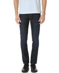 J Brand | Blue Mick Skinny Jeans for Men | Lyst