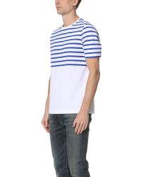 Arpenteur - White Rachel Tee for Men - Lyst