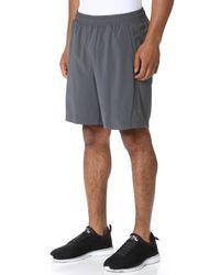 Rhone - Gray Bullitt Active Short for Men - Lyst